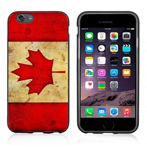 Smartphone Cases Canada Canadian Flag Grunge Case / Cover For Iphone 6 or 6S by Atomic Market - intl