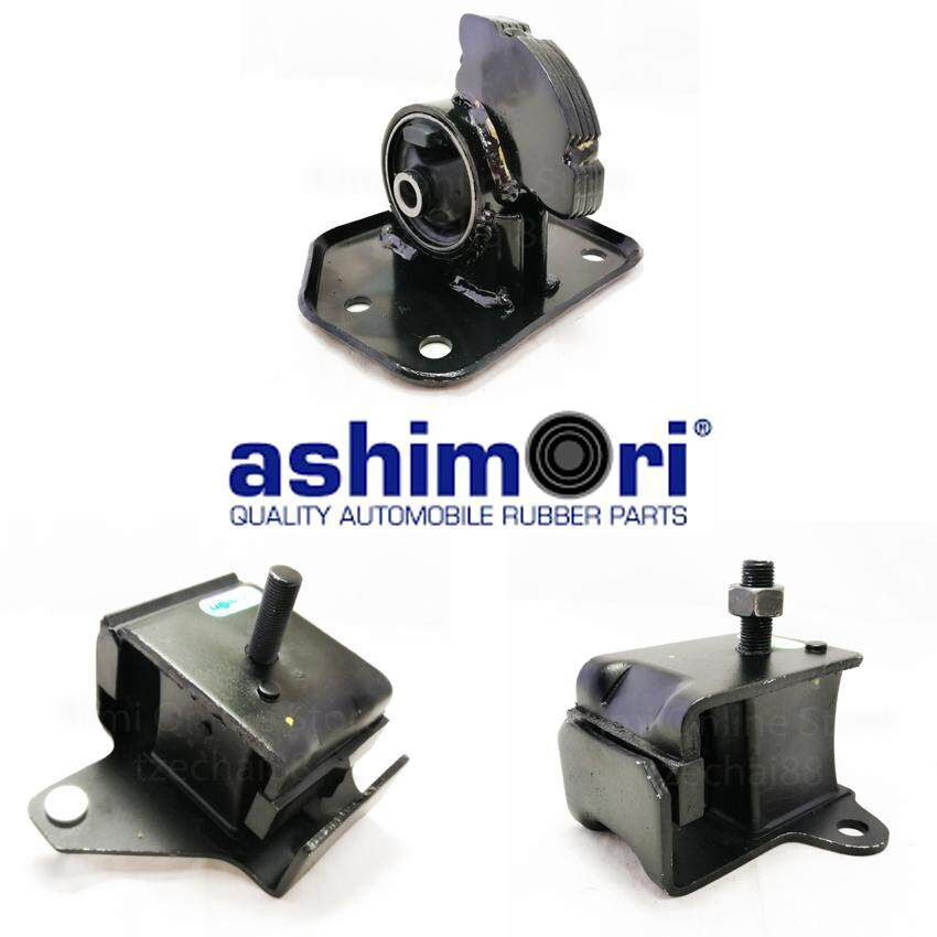 Ashimori Engine Mount Set Daihatsu Gran Max 1.5L (Manual) Van Motor