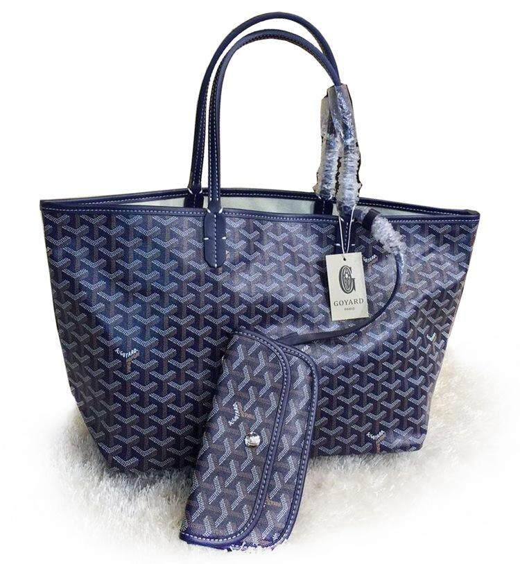 Goya Goyard Is Selling Hot Shopping Bags, One-Shoulder Female Bag, Star Style Female Bag, Pu Large