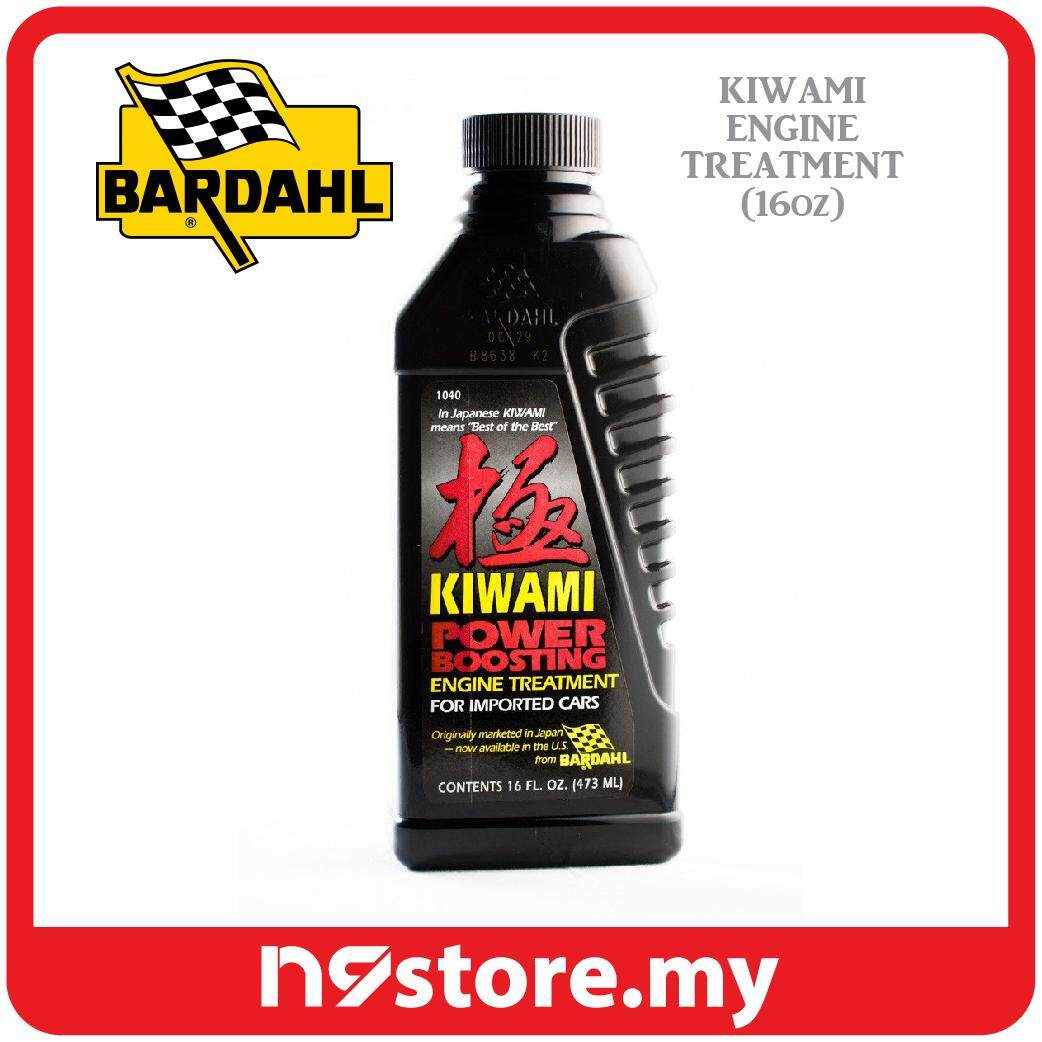 Bardahl Kiwami Engine Treatment Power Boosting Engine Treatment (473ml)