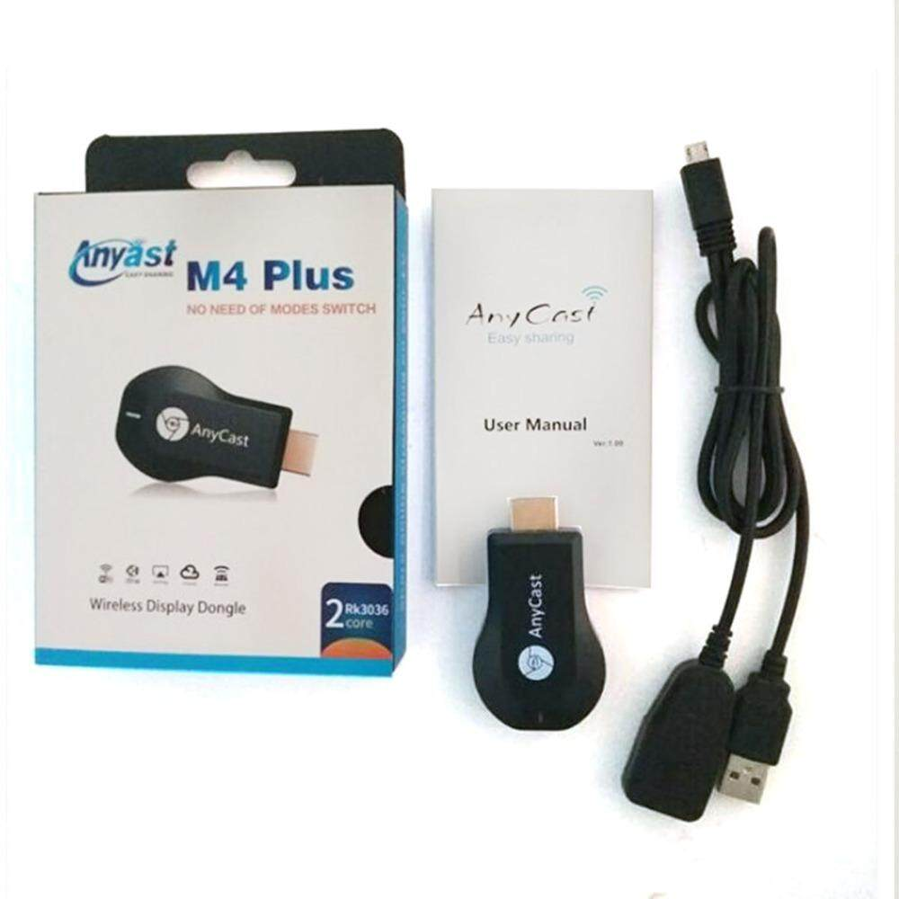 For Anycast m4 plus Chromecast 2 mirroring multiple TV stick Adapter Wifi Mini PC Android Chrome