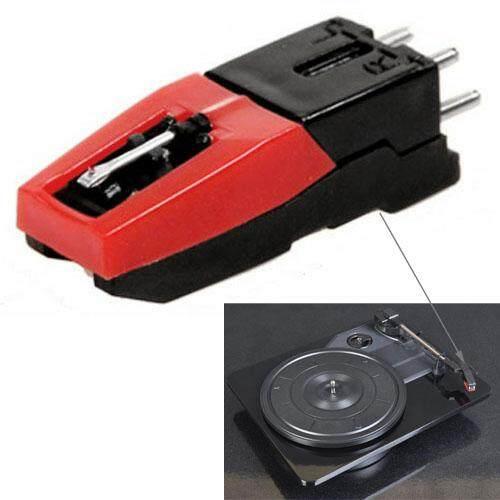 Stereo stylus Needle for Vinyl LP USB Turntable Turnplate(Black) - intl