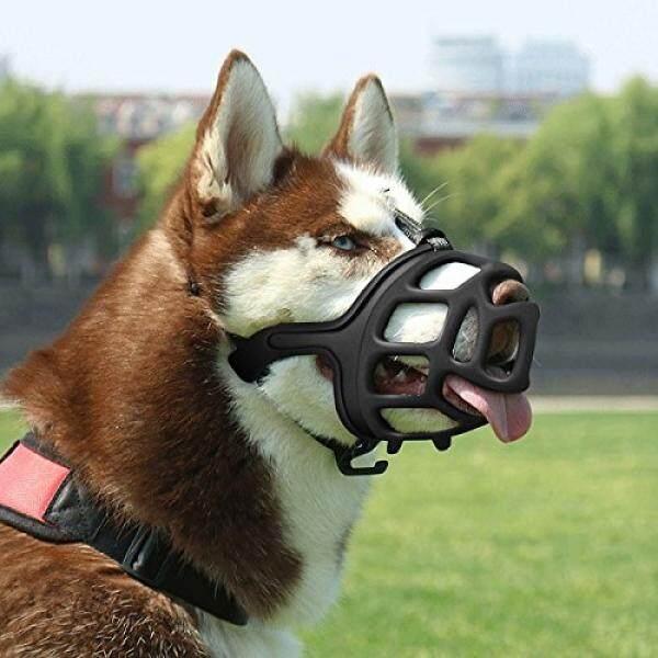 Harga preferensial Shunai Moncong Anjing Keranjang Karet Moncong untuk Anjing Yang Dapat Disesuaikan dan Bernapas Desain