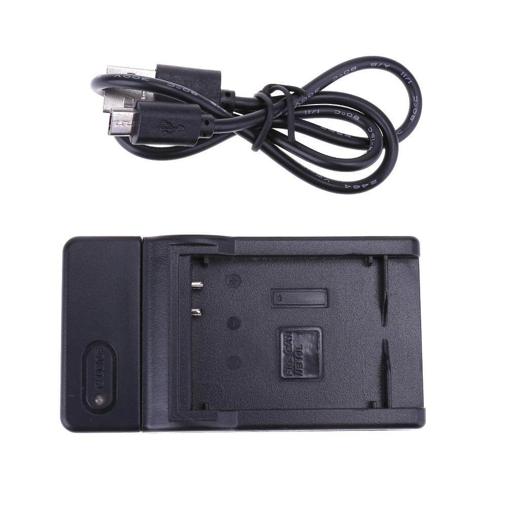 Pengisi Daya USB Portabel untuk NB-10L SX40 HS SX40HS Kamera