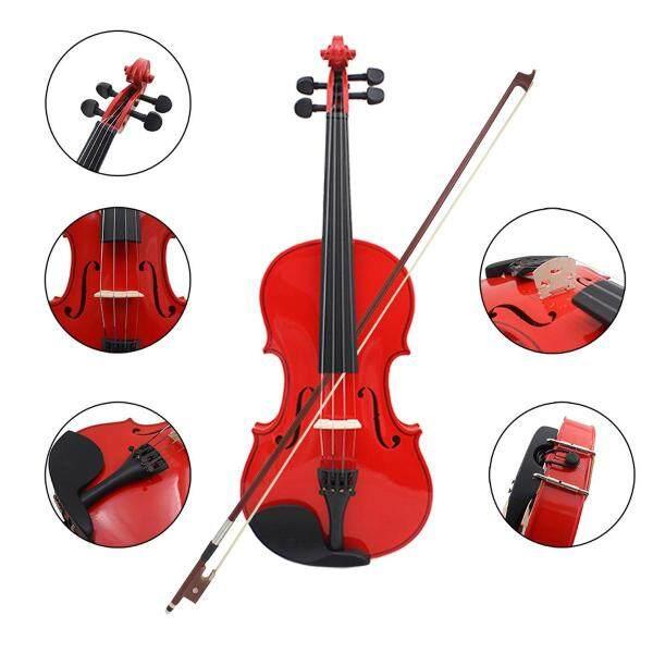 Cây Đàn Violin Cỡ 1/4 Cây Đàn Gỗ Trầm Bằng Thép Cây Đàn Cung Cho Người Mới Bắt Đầu, B5O5 Tự Nhiên