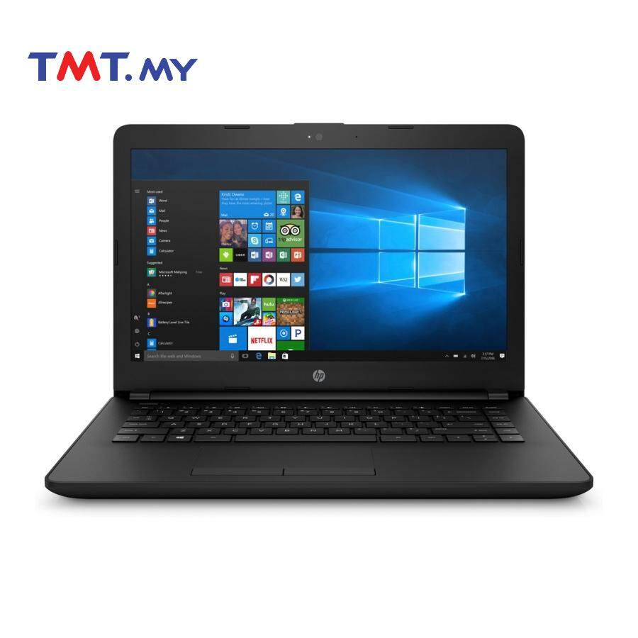 HP 14-bs507TX Black | Core i3 | 4GB | 1TB | 14.0 | AMD 520 2GB | DVDRW | Win10 | 1 Year Malaysia