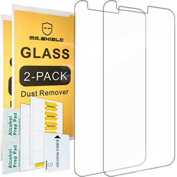 Smartphone Screen Protectors [2-PACK]-Mr Shield For Coolpad Catalyst [Tempered Glass] Screen Protector with Lifetime Replacement Warranty - intl