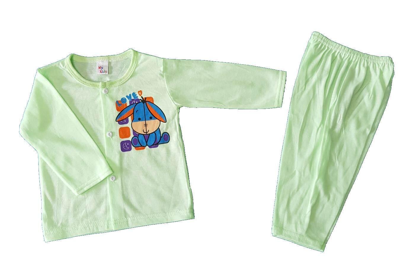 6PCS Baby Clothes 0-12M cartoon newborn clothing set cotton new born Pajamas