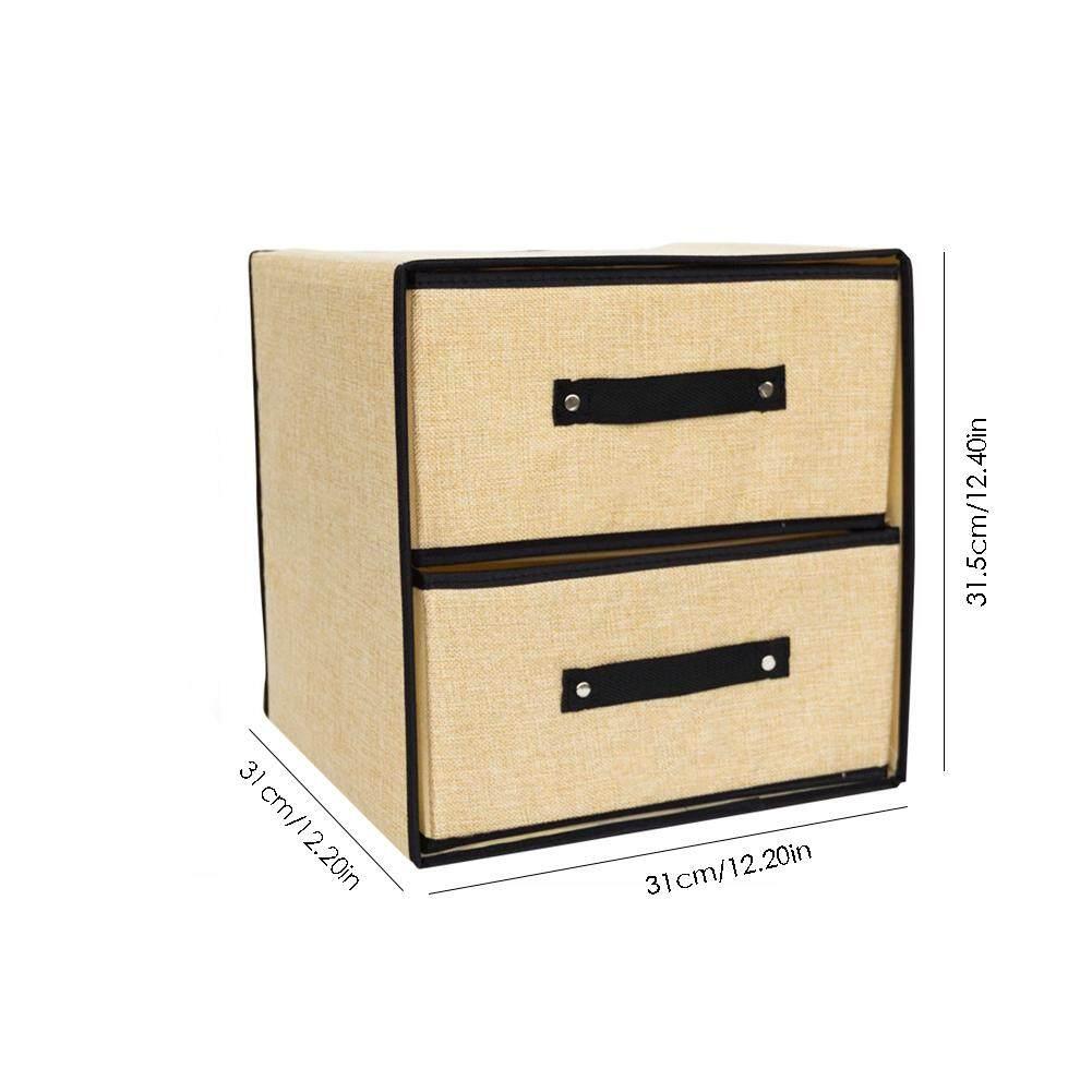 Drawer Type Washable Foldable Storage Box