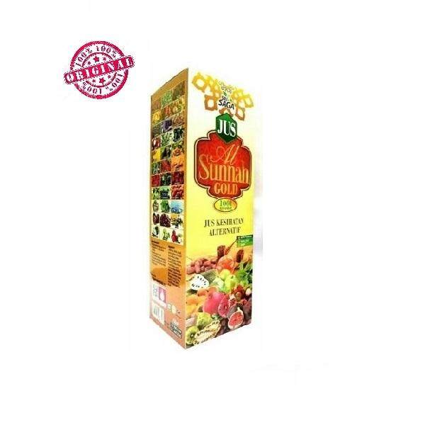 Sri Saga Jus Al Sunnah Gold 850ml (100% Original)