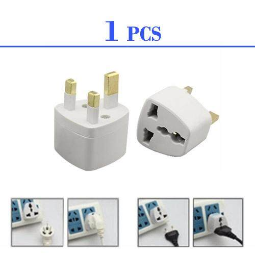 (1 pcs)3 Pin Plug Universal Travel Adapter Socket