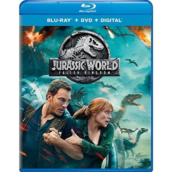 Jurassic World: Fallen Kingdom [blu-Ray] By Buyhole.