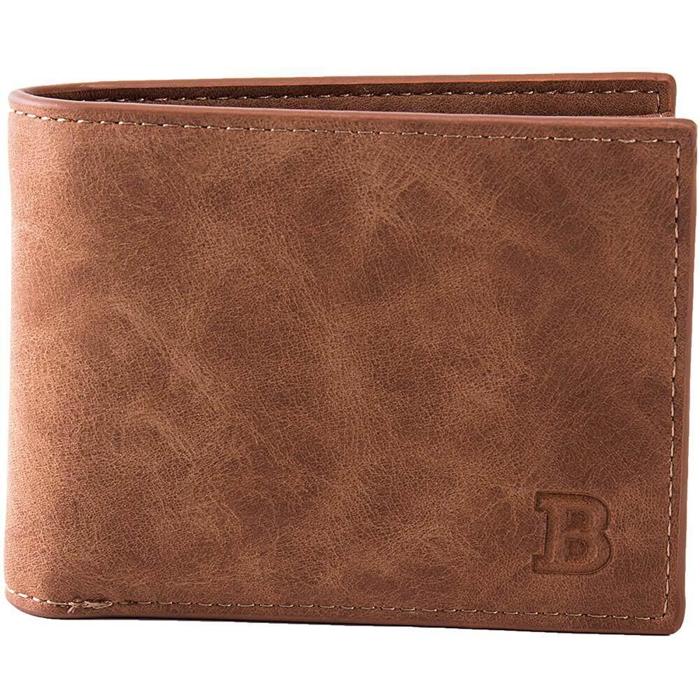 Men\'s Wallet Coin Bag Wallet US Dollar Wallet (Brown)