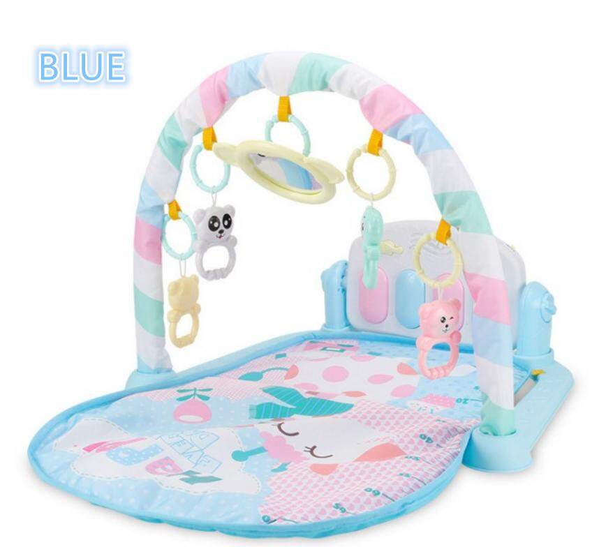 Newborn Baby Colourful Musical Play Gym Play Mat