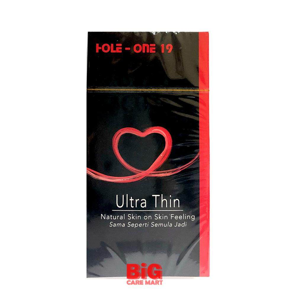 HOLE-ONE 19 CONDOM 12S (ULTRA THIN CONDOM)