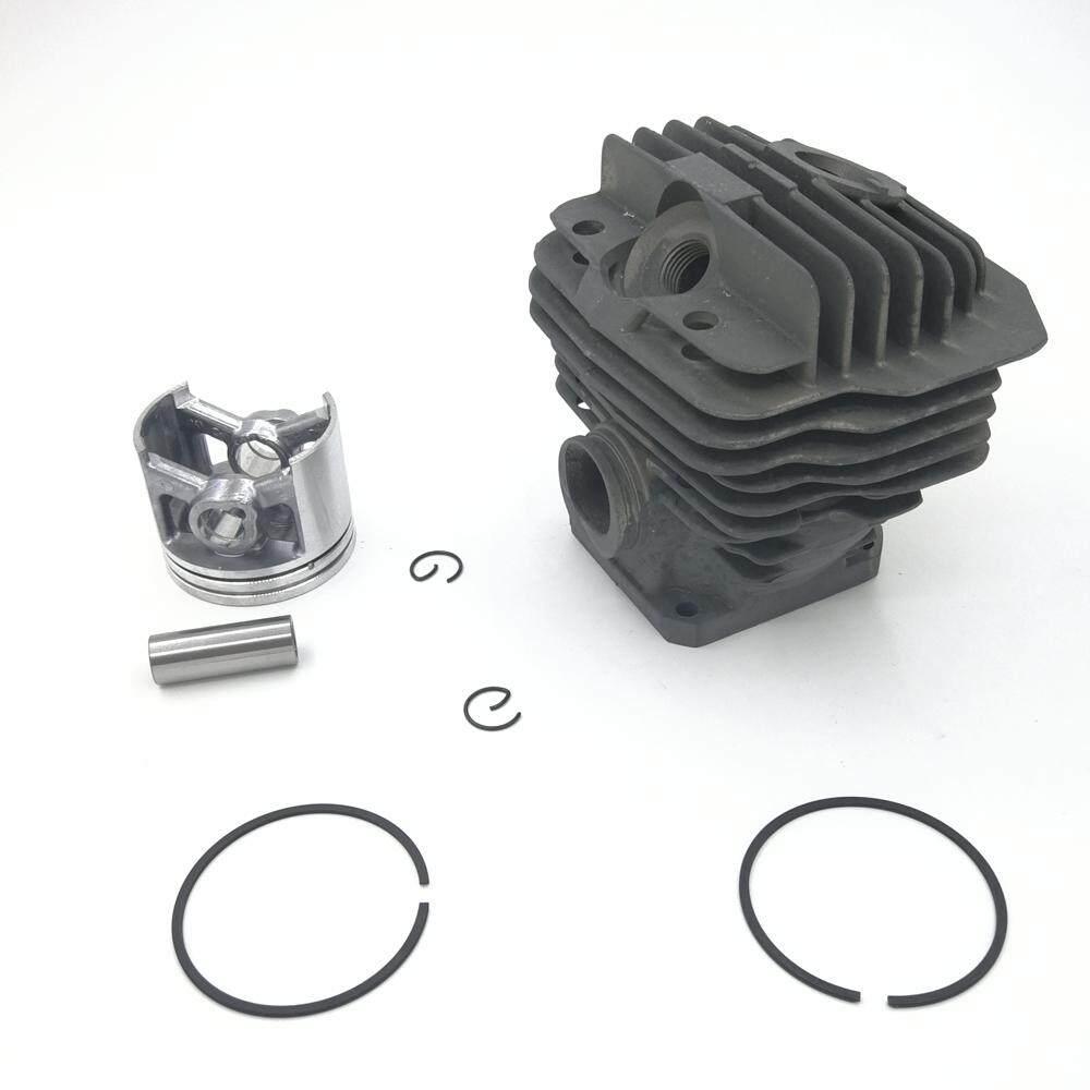 Fitur 50 Silinder Mm Piston Pin Pengganti Kit Cincin Klip Untuk Mesin Potong Kayu Gergaji Chainsaw Stihl Ms 180 16 Ms044 440 Memotong