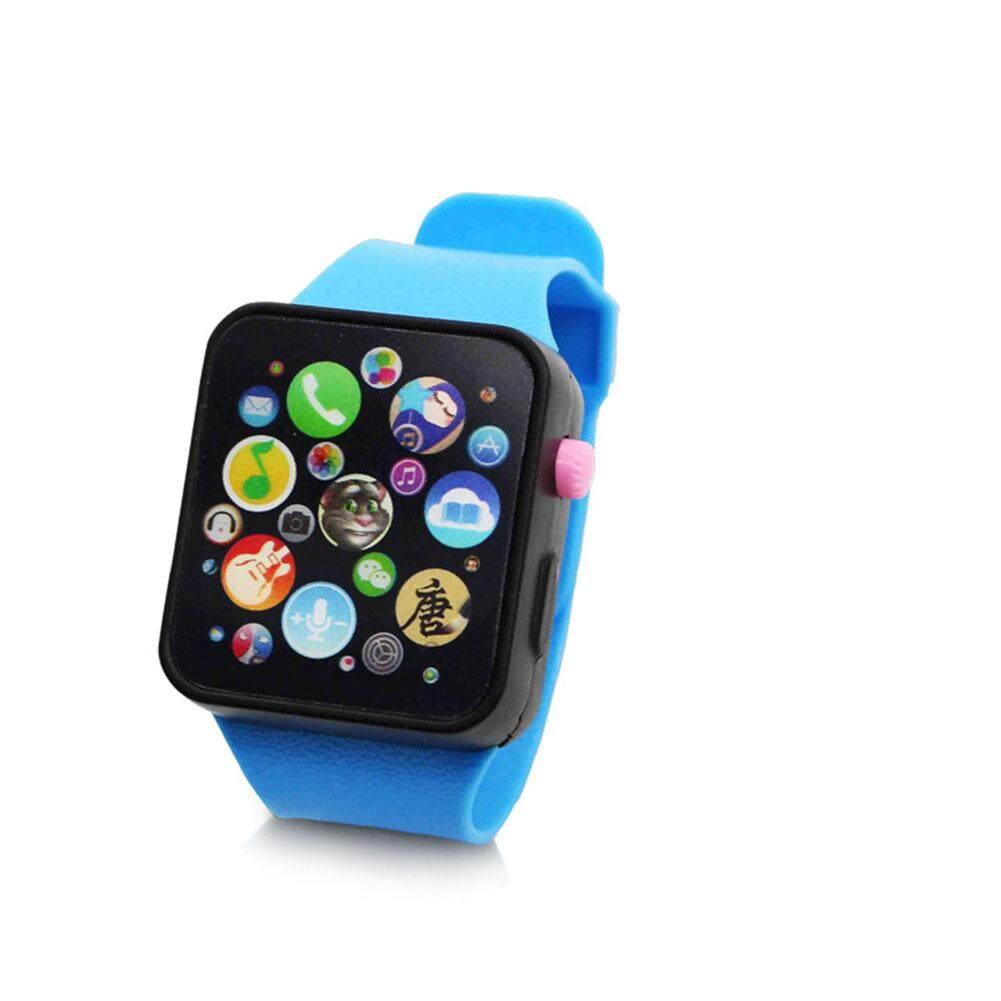 2019 ขายดีของเล่นส่งเสริมการเรียนรู้สำหรับเด็ก Multi-Function นาฬิกาของเล่นนาฬิกาอัจฉริยะหน้าจอสัมผัสนาฬิกาข้อมือสำหรับ Early Education.