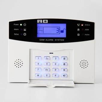 Pencarian Termurah CFB Nirkabel GSM Rumah Sistem Alarm Pencuri SOS Gerak Pintu Sensor Jendela Keamanan harga penawaran - Hanya Rp926.394