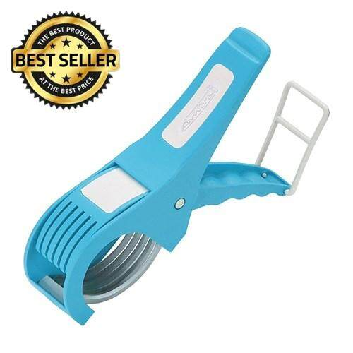 Professional Multi Veg Cut Kitchen Vegetable Fruit Cutter Chopper Slicer Dicer - Random Colour