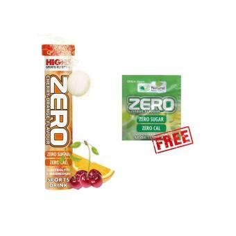 High5 Zero Electrolyte Drink (20 Tabs) Cherry Orange