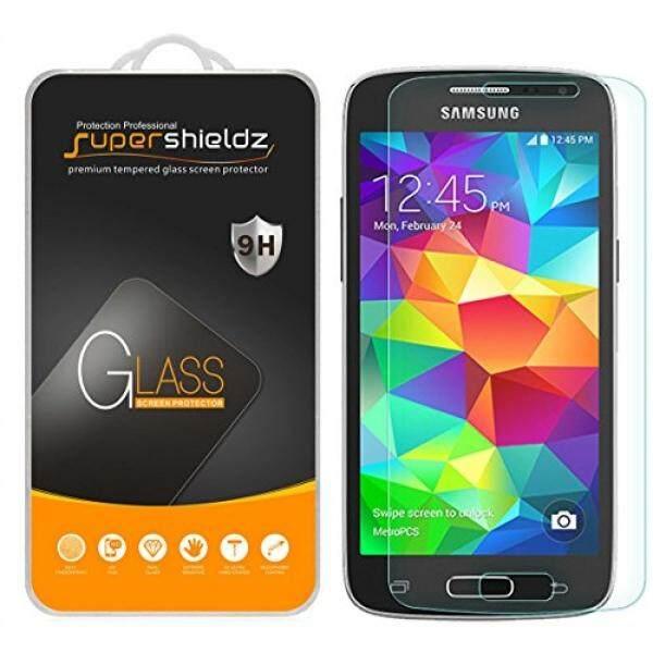 Pelindung Layar [2-Pack] Supershieldz untuk Samsung Galaksi Pelopor Kaca Antigores Pelindung Layar Anti Gores, anti Sidik Jari, Gelembung Gratis, Seumur Hidup Garansi Penggantian-Intl