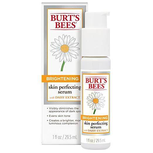 Burts Bees Brightening Skin Perfecting Serum, 1 Ounce