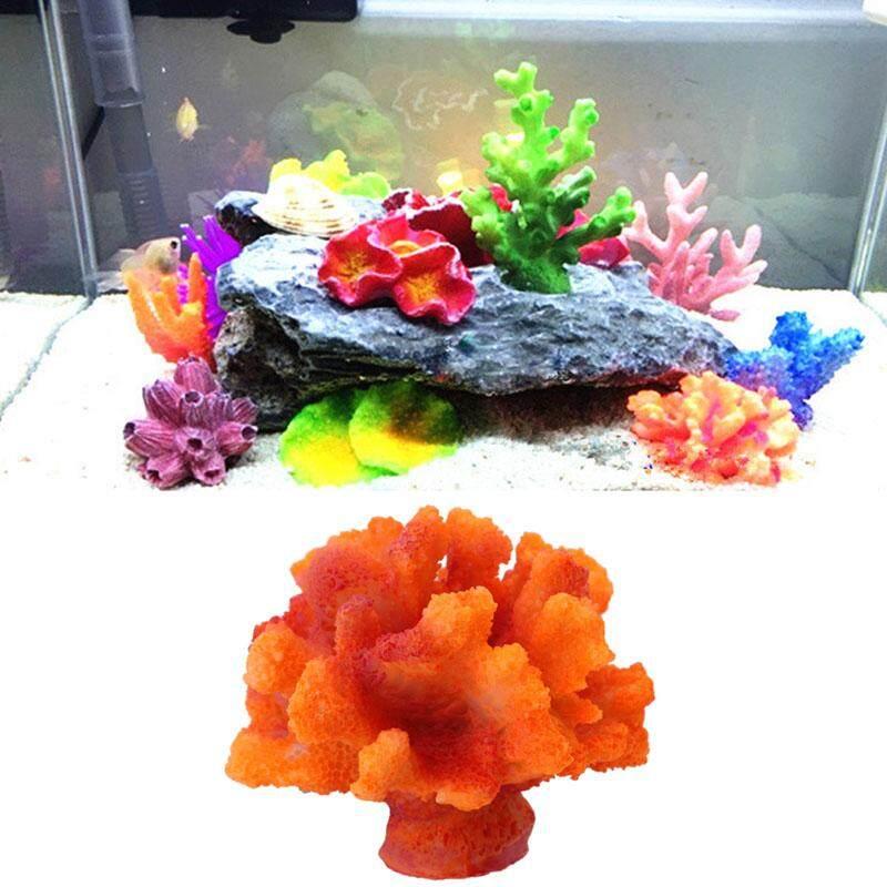 ... Karang Resin Buatan Akuarium Mini Hiasan Tangki Ikan Ornamen Bawah Air-Intl - 3 ...