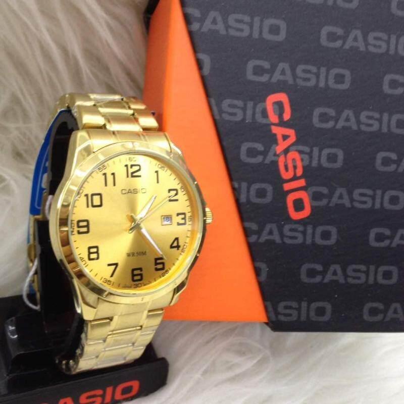 Casio Standard Unisex Standard Gold Watch (Gold) Malaysia