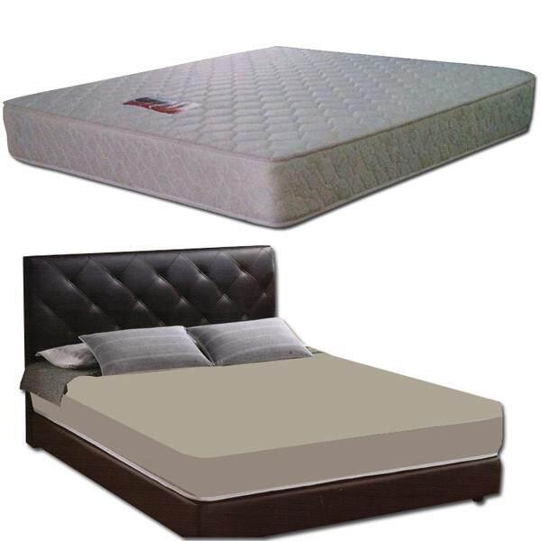Fitur Spring Bed Comforta Super Fit Gold Uk 180x200 Komplit Set Dan