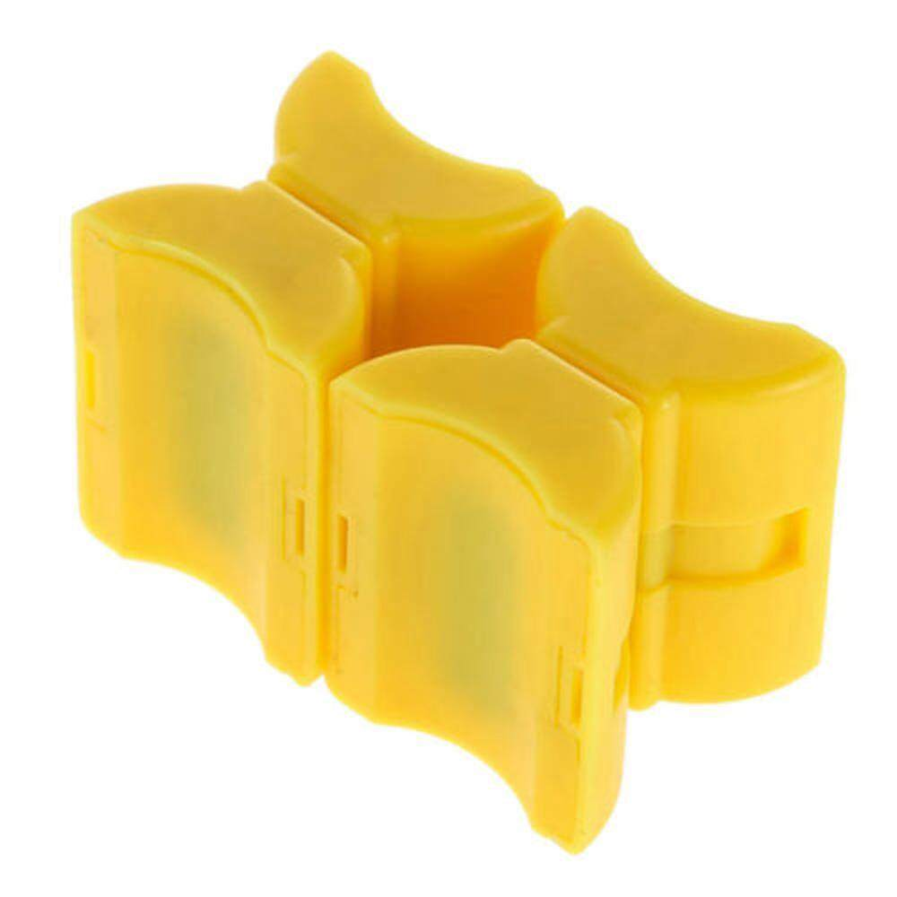 BeautyMaker 2 Pcs Kuning Penghemat Bahan Bakar Magnetis dengan Tali untuk Mobil Truk Perahu - 2