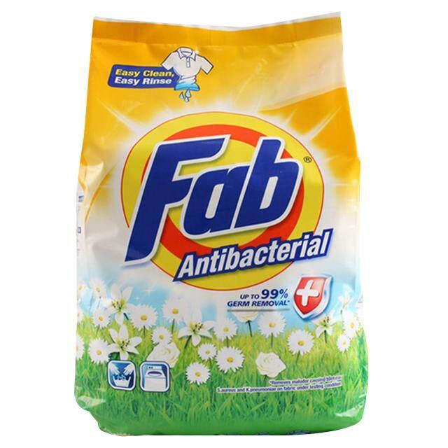 Fab Detergent Powder Antibacterial 2.1kg
