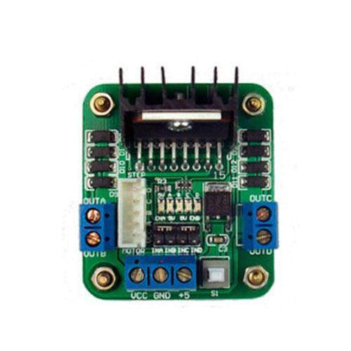 EfashionMall (Clearance Sale) L298N DC Stepper Motor Driver Drive Controller Board Module 5V-25V For Arduino