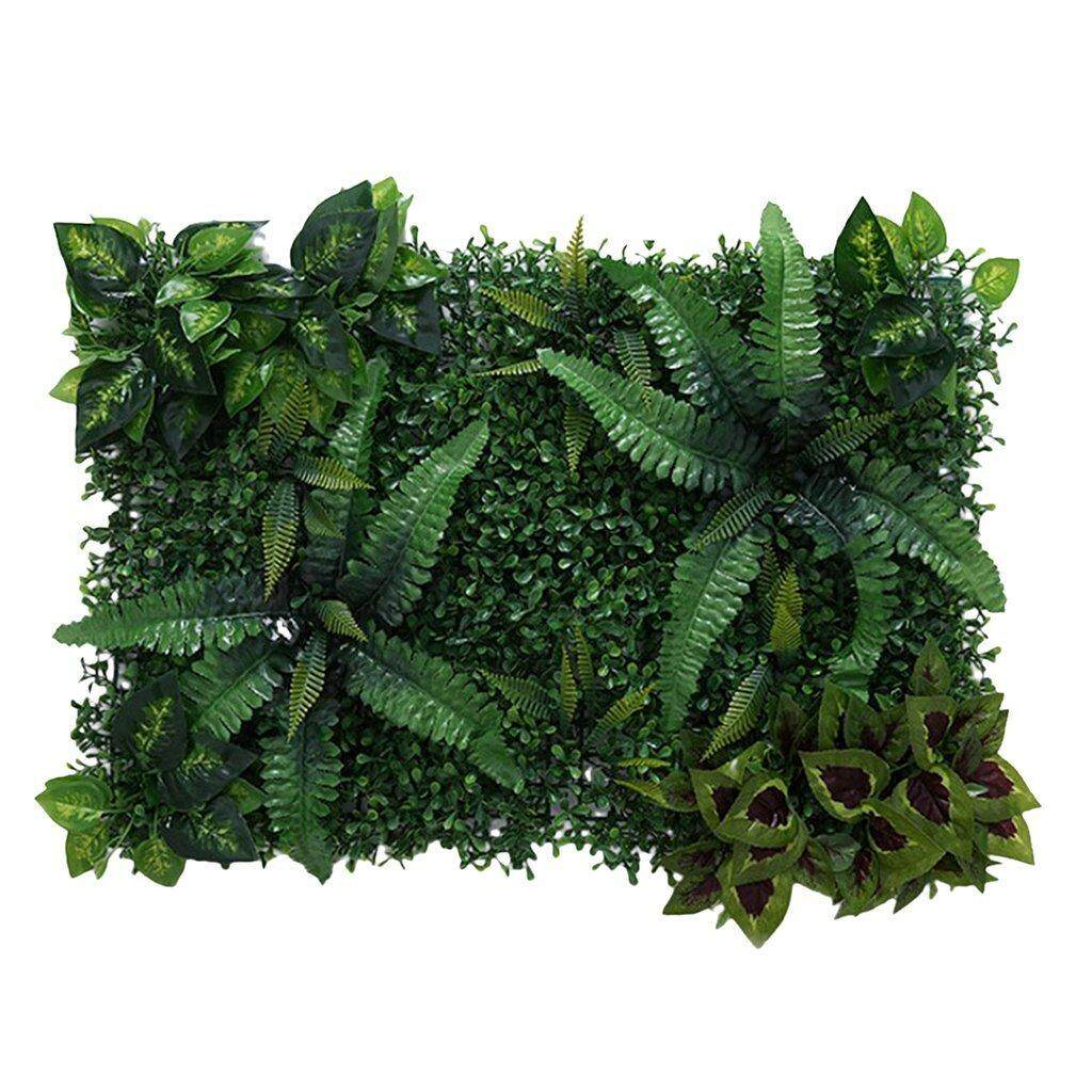 Artificial Grass DIY Miniature Lawn, Garden Ornament, Green A Free Shipping
