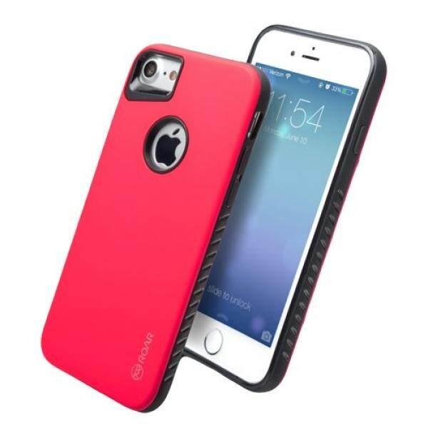 Smartphone Case S Case S Roar Korea [Roar Korea] Apple iPhone 8/iPhone 7 Ultra Ramping Fit Lembut Hybrid case Rico untuk Apple 4.7