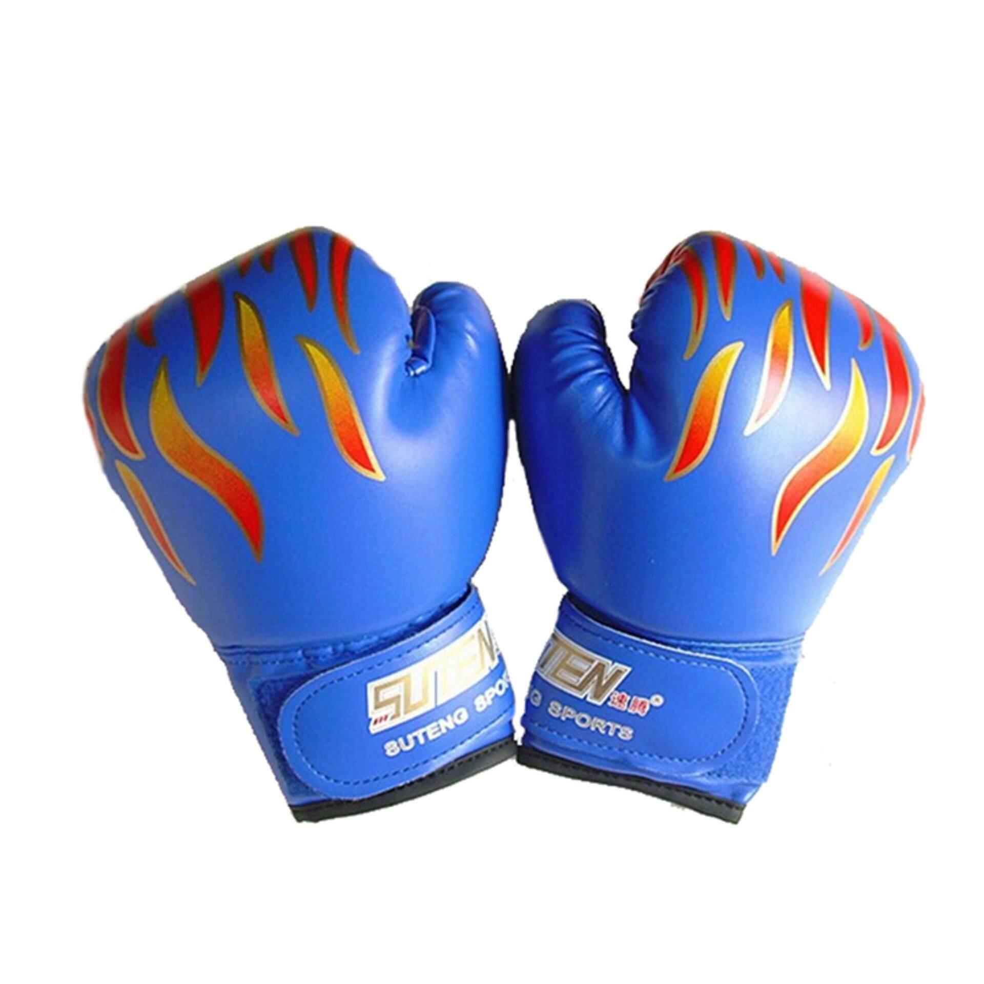 Anak Anak Api Sarung Tangan Latihan Tinju Punching Melawan Pelatihan Usia 3-12 By Buy Tra.