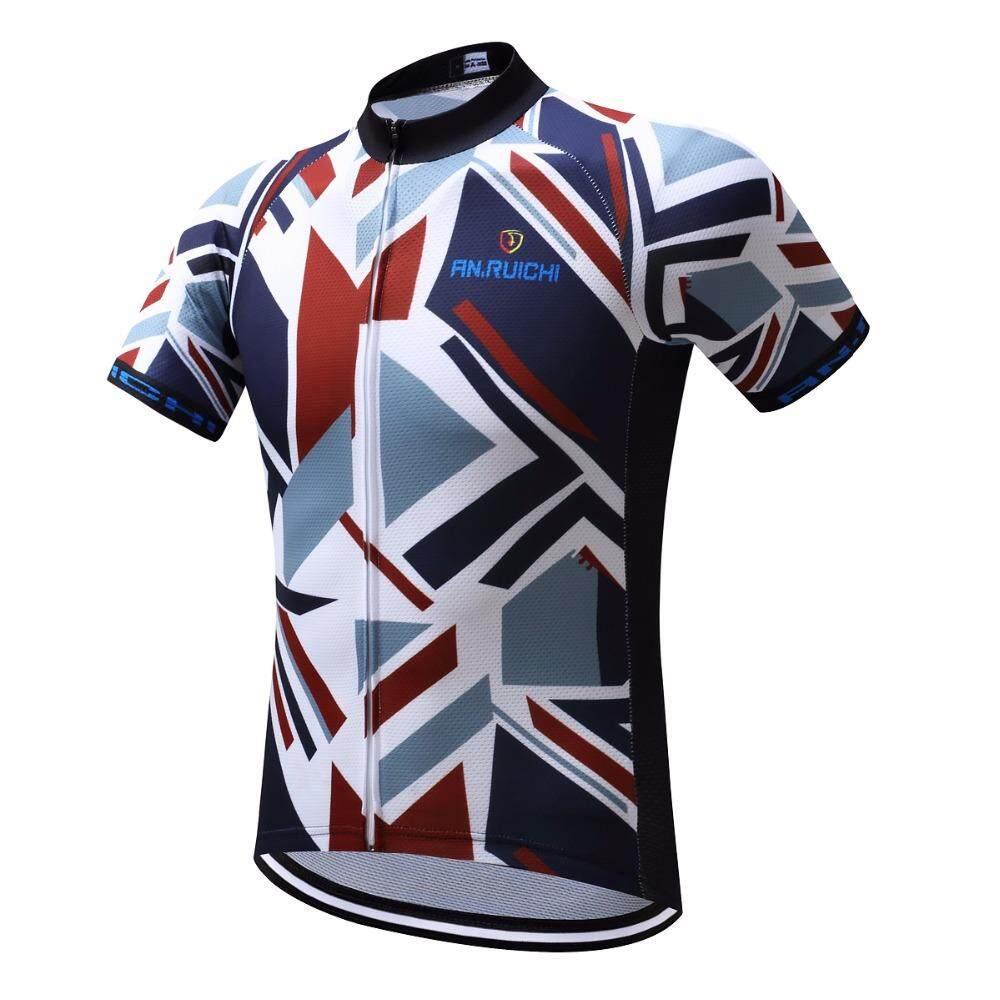 Jual Jersey Sepeda Pria Terbaik Baju Specialized Cepat Kering Bersepeda Musim Panas Gunung Kaus Lengan Pendek Intl