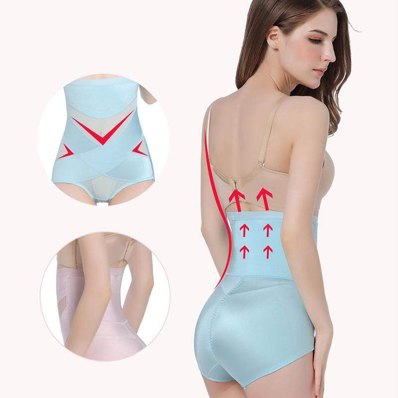 Wanita Korset Pembentuk Tubuh Pakaian Dalam Celana Wanita Pinggang Korset Latihan Pengencang Pantat Perut Peramping Pinggang