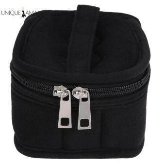 Pencari Harga 9 Lattices Essential Oil Bottle Bag Make Up Storage Box Holder Case terbaik murah