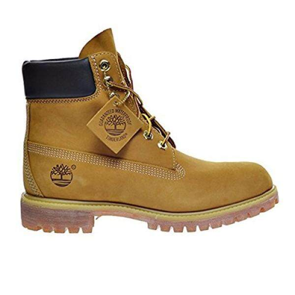 159abaacb8e Timberland 6 Inch Premium Mens Boots Wheat Nubuck tb010061 US) - intl