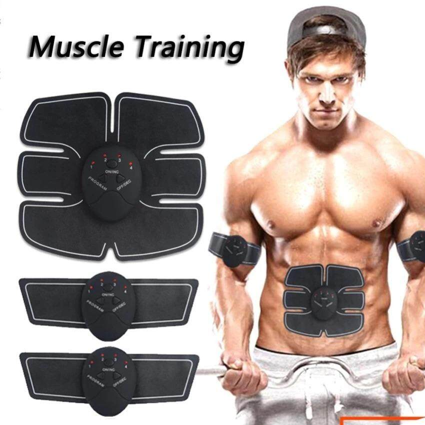 2611d282e7f65 Six pack abs gym Abdomen Muscle Training Body Shape Fit Set ABS ...