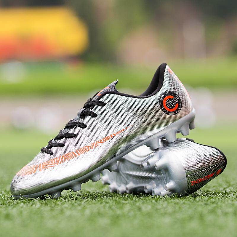 Original High Quality Men's Professional Futsal Shoes Soccer Shoes Training Shoes Children And Adult Size Avaliable