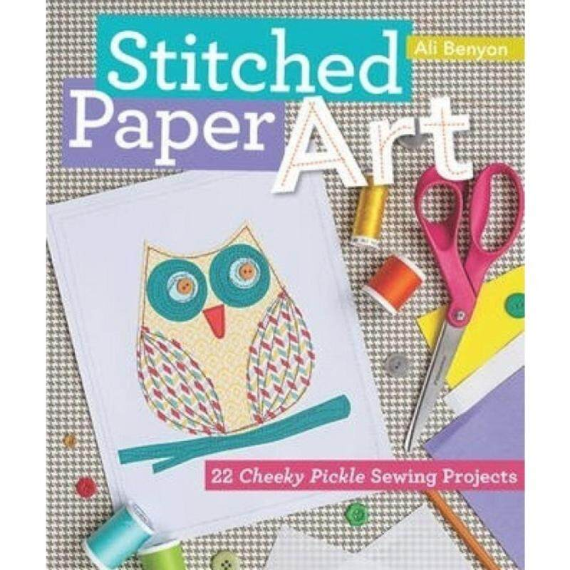Stitched Paper Art for Kids Malaysia
