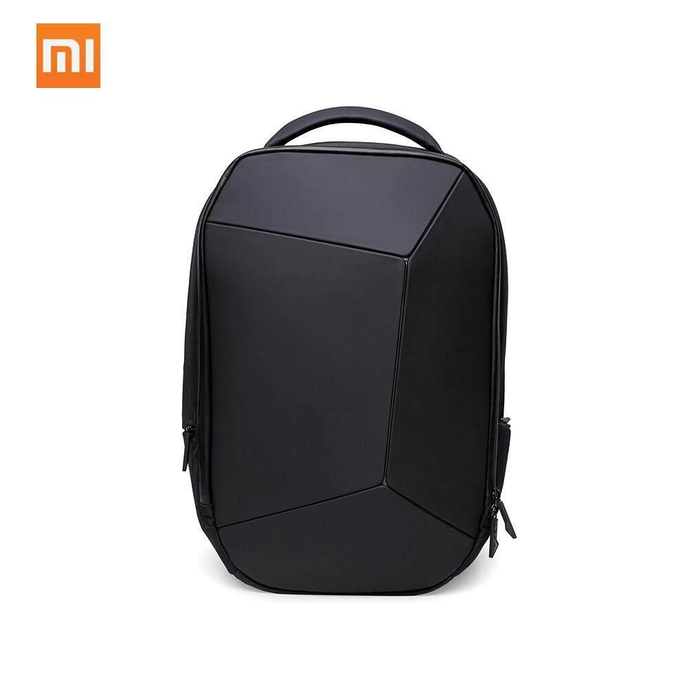 Xiaomi GEEK Ransel Bahu Tas Gamer Multifungsi Tahan Air Penyimpanan Kapasitas Besar Ruang Ransel 15.6-Tas Laptop 14 Inci untuk Pemain Penggemar Gadget untuk Sekolah Perjalanan