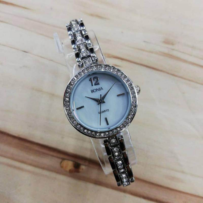 Citezin Waterproof Women Ladies Alloy Strap Quartz Watch 17