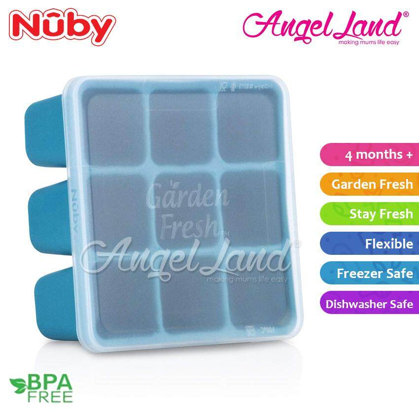 Nuby Garden Fresh Fresh Food Freezer Tray (4m+) NB5434