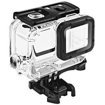 การส่งเสริม FitStill Waterproof Housing for GoPro HERO 2018/6/5 Black, Protective Underwater Dive Case Shell with Bracket Accessories for Go Pro Hero6 Hero5 ...