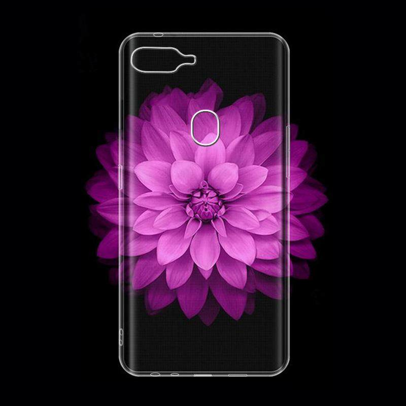 Ultra Thin Crystal Clear Transparent Soft Silicone TPU Phone Back Case For OPPO F9