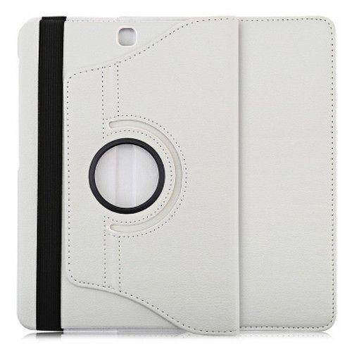 Lichee Pattern 360 Degree Rotating Cover with Auto Sleep Wake Up Function for Samsung Galaxy Tab S2 9.7 WiFi / LTE T810 / T815