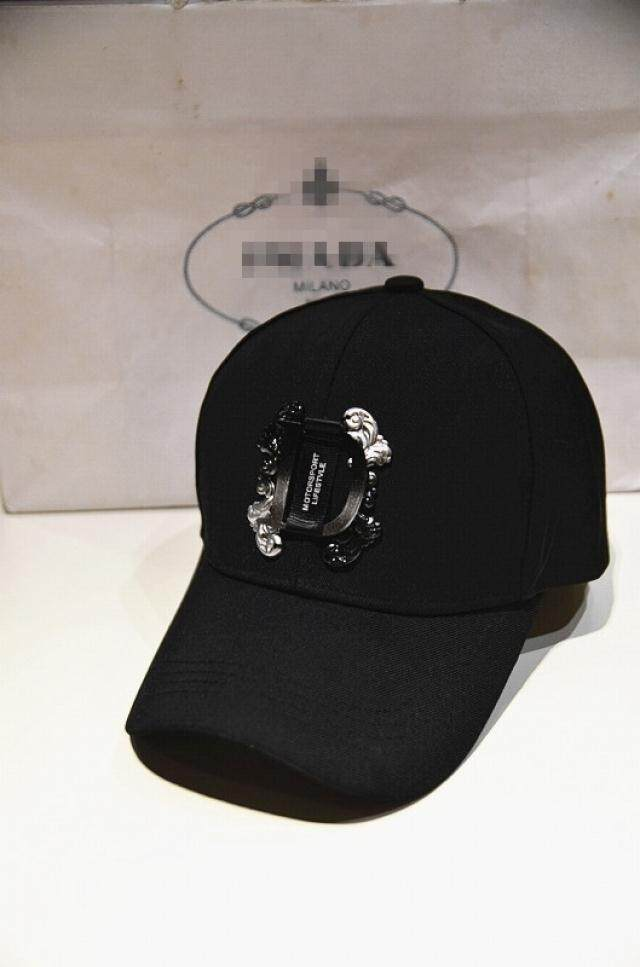 8276e650b0c541 2018 high quality spring and summer fashion personality D letter baseball  cap sun hat Korean wave