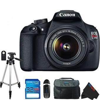 Fitur Andoer Bg 1h Pegangan Vertikal Kompatibel Dengan 2 Lp E10 Source · Price Checker Canon EOS Rebel T5 DSLR Camera with Canon EF S 18 55mm f 3
